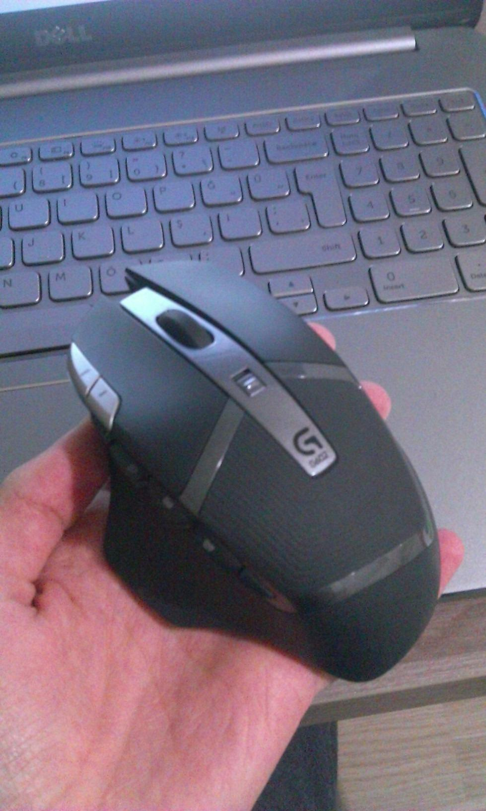 Logitech G602 Gaming Mouse Review 2018