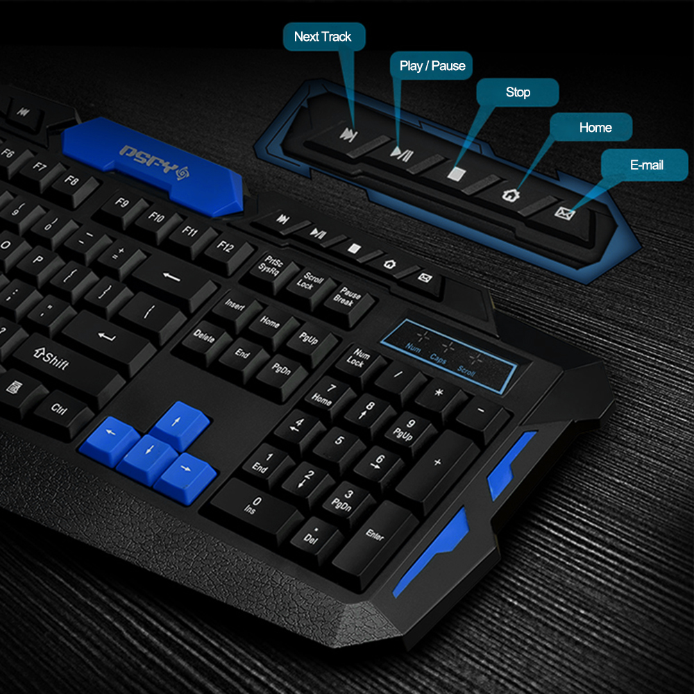 noyokere hq wireless gaming keyboard and mouse bundle with free gift 2019 whatgamingmouse. Black Bedroom Furniture Sets. Home Design Ideas