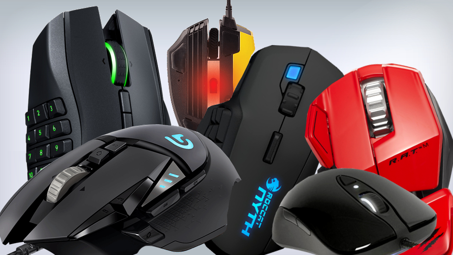 gaming mouse for PC